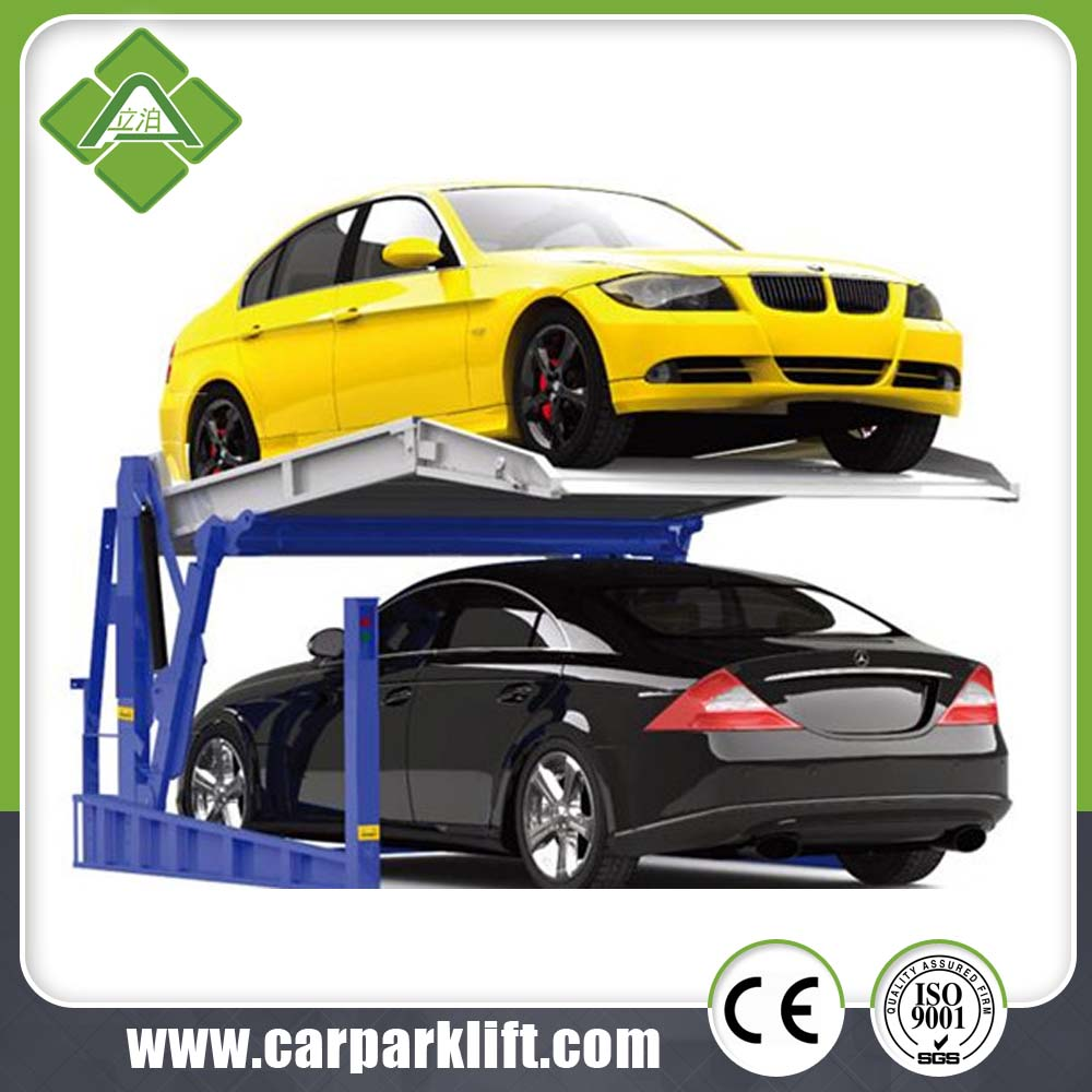 PTJ301-20 Tilt Car Parking Lift