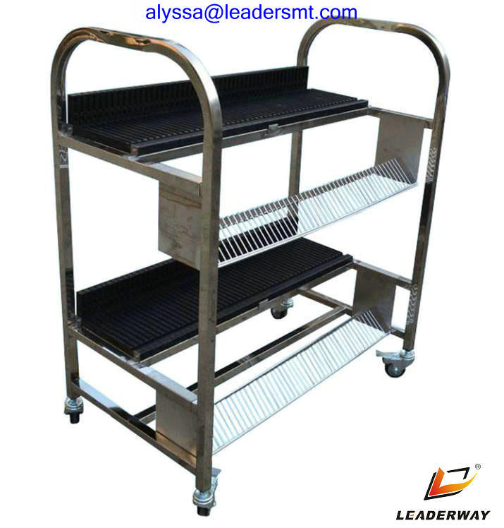 FUJI CP/NXT/QP/XP243 smt feeder storage cart