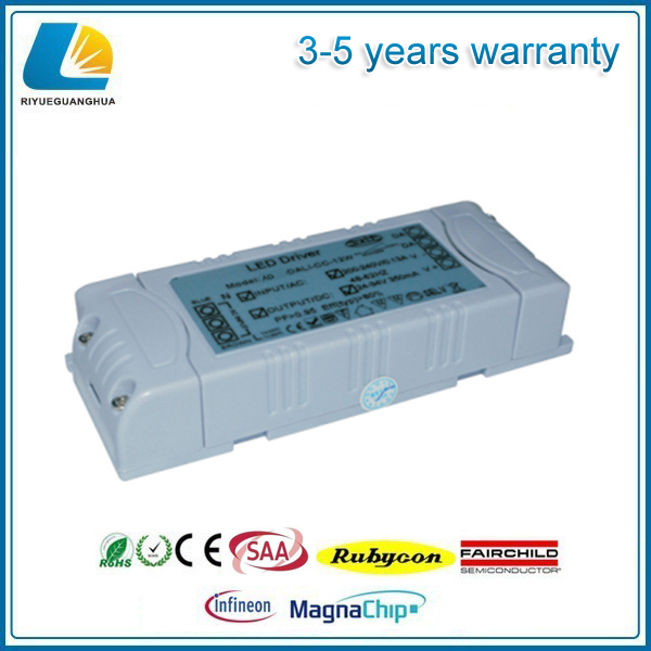 0/10V CC LED Power Supply AD-0/10V-CC-12W