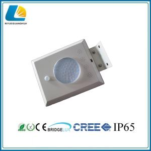 6W Integrated Solar Led Street Light  AD-SLD-6W