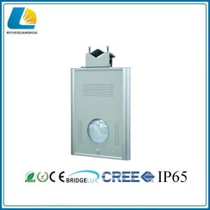 8W Integrated Solar Led Street Light AD-SLD-8W