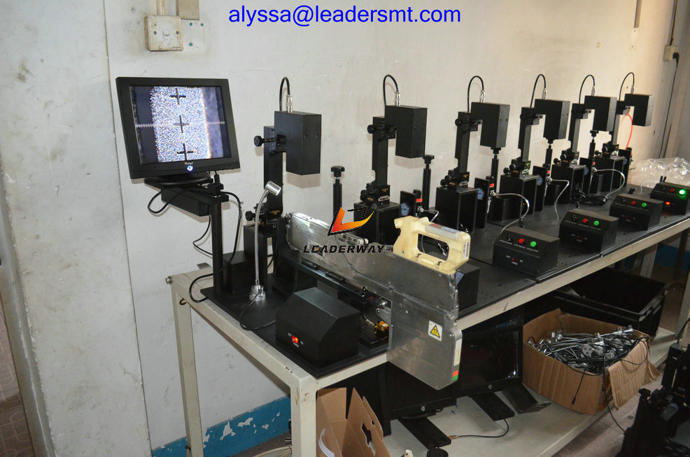 Hitachi SMT FEEDER calibration jigs