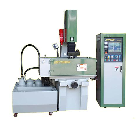 CNC EDM Machine
