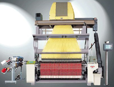 air jet weaving machine 230 Cm Jacquard Air Jet Loom