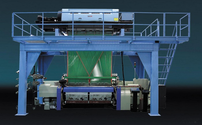 air jet weaving looms 340 Cm Jacquard Air Jet Loom