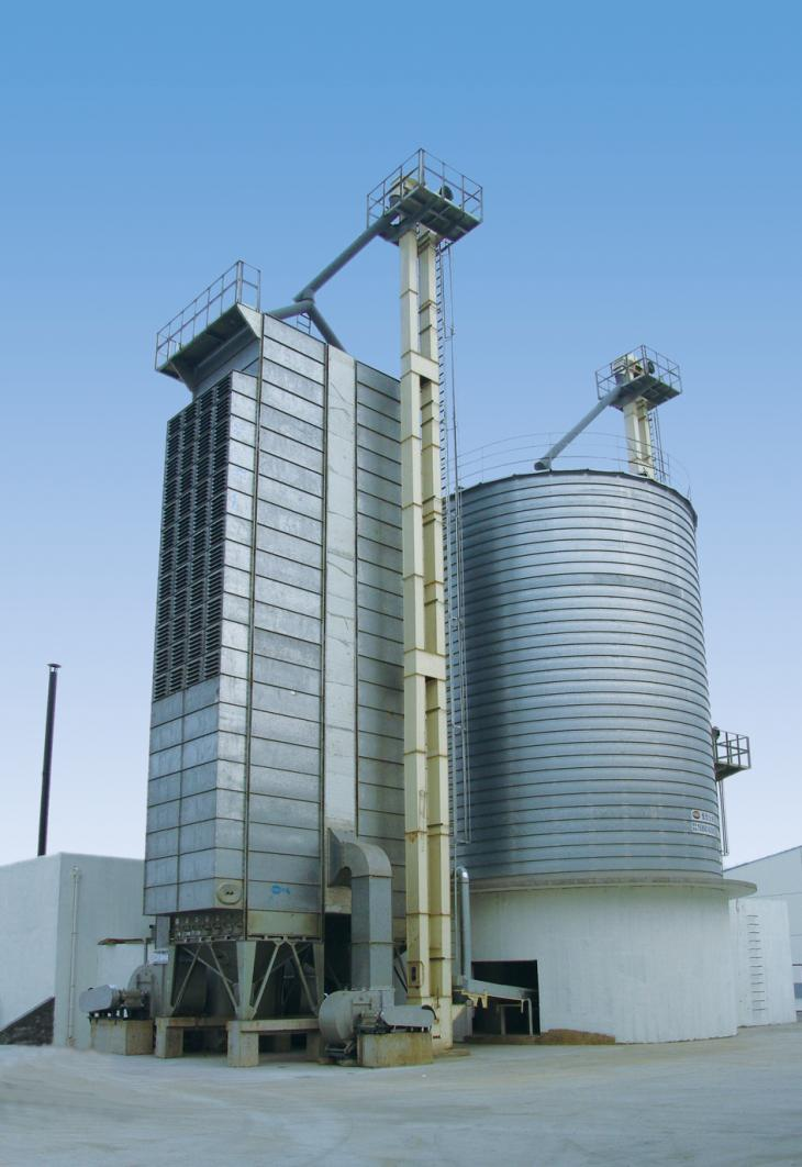 Grain Dryer Wheat Dryerv
