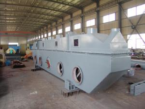 Vibratory Fluidized-bed Dryer