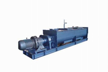SLH Series Double Screw Conical Mixer