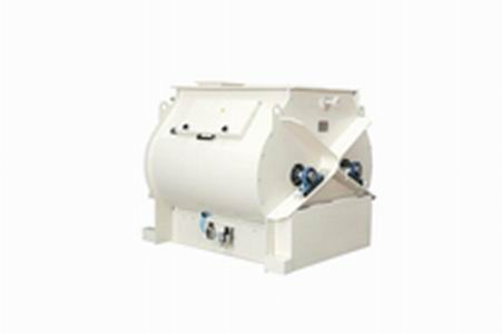 Powder SJH Series Double Paddle Mixer