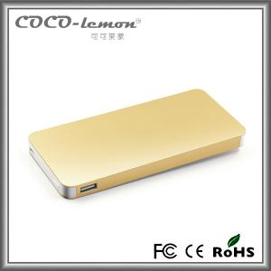 4000 mah power bank FYD-810 4000mAh 7000mAh 9000mAh portable mobile power bank Best selling model