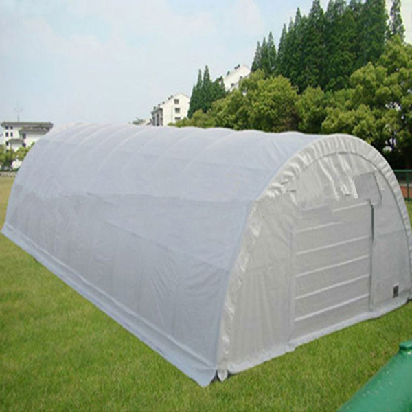 Safe reliable warehouse tent, industrial storage tent in china