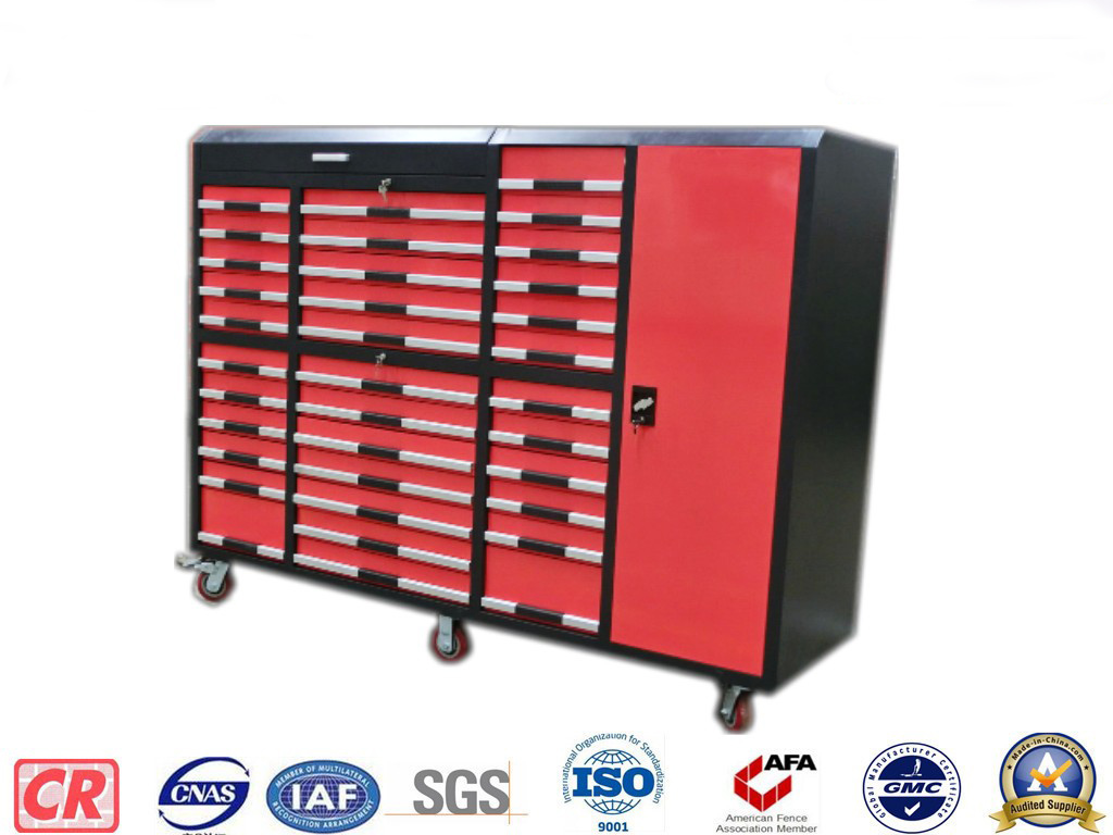 Perfect Mobile Steel Storage Drawer Tool Cabinet with wheels