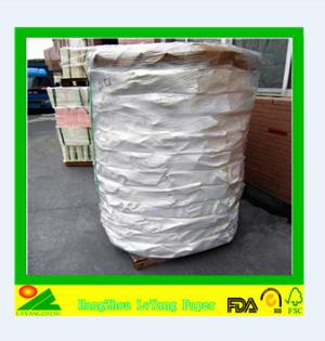pe coated kraft paper PE Coated Paper Sheet