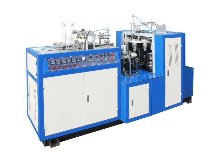 paper cup making machine price Middle Speed Paper Cup Forming Machine