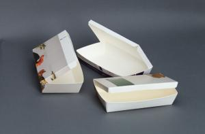 Paper Blank Paper Box