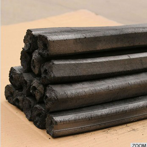 Quadrangle sawdust charcoal