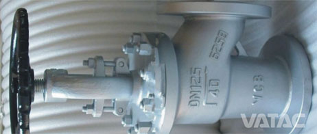 Angle Plunger Valve