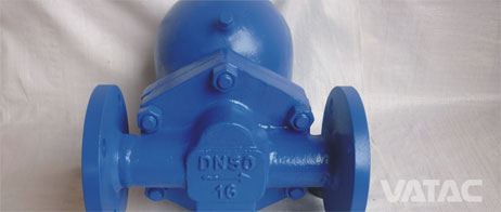 float type steam trap Flange Ball Float Steam Trap