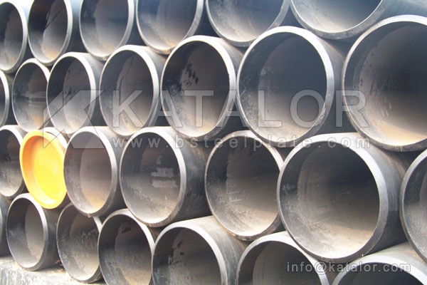 API 5L Gr.B steel plate/pipes for large diameter pipes