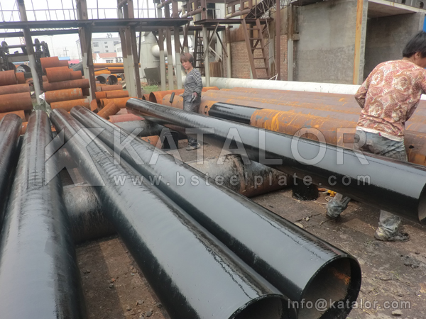 DIN 17172 StE 240.7 TM steel plate/pipes