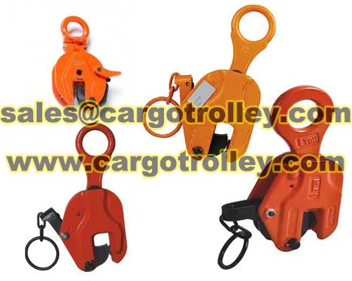 Vertical lifting clamps with durable quality