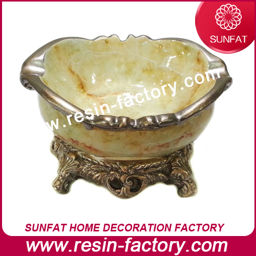Luxury home decoration, handmade resin coral ornament, interior decorations