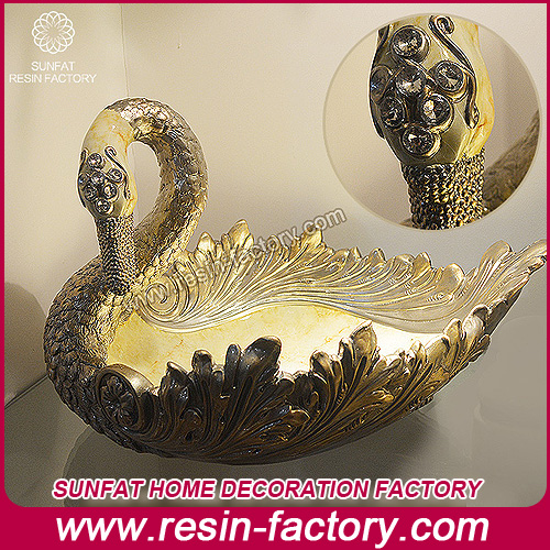 Luxury Home Products modern luxury wholesale home decor items/resin crafts/crafts made