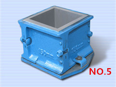 concrete Cube mould(four part design)