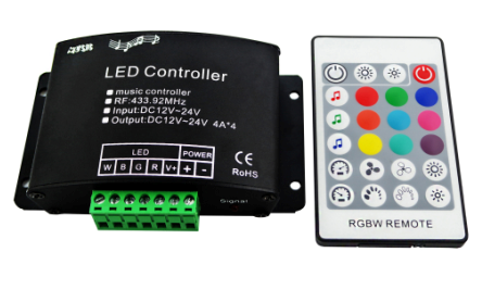 rgbw wifi led controller LED RGBw Controller