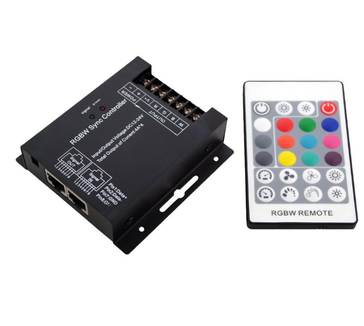 rgbw led strip controller RGBw LED Controller