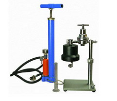 API filter press slurry water lost test machine/Mud fluid loss tester
