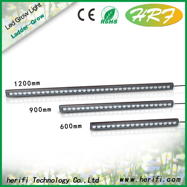 Shenzhen Herifi 2015 Latest LEDs  Ladder Series 18x3w LA001 LED Grow Light