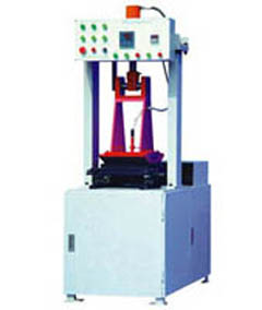 hydraulic tracking molding machine for samples