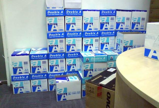 Double AA4, A3 Copy Paper 80 GSM, 75gsm and 70 GSM