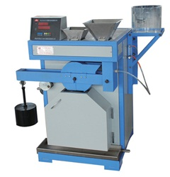 the aggregate acceleration polished testing machine