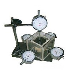 Rock free expansion rate tester