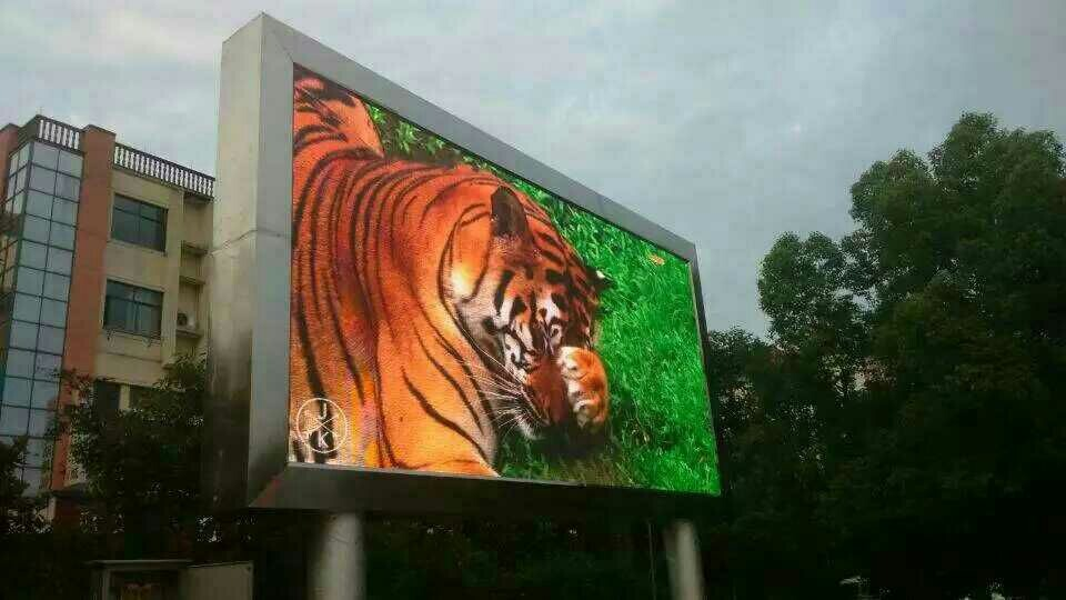 P10mm Led Outdoor Advertising Board