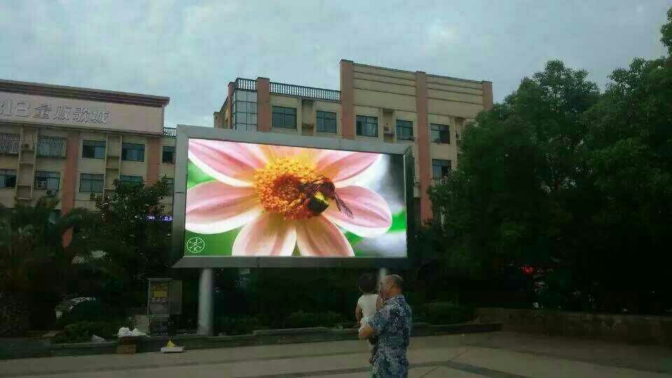 Outdoor Full HD P10mm Led Sign Board