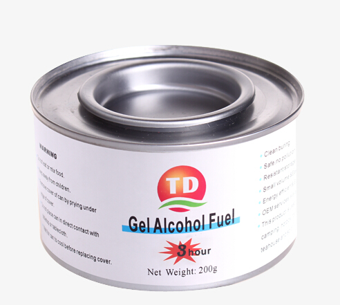 Gel Fuel Methanol Gel Fuel
