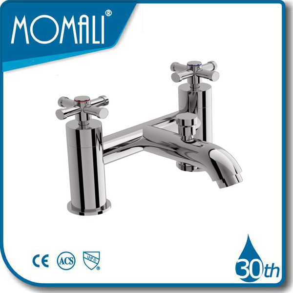 Double Handle Bath Faucet M31221-887C