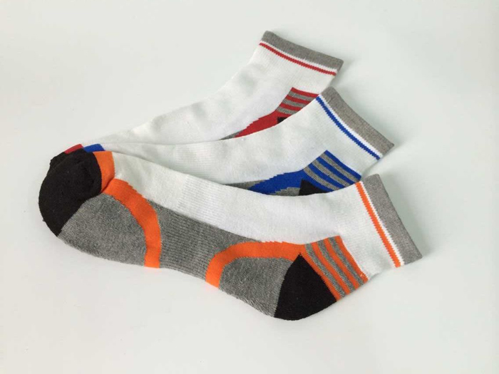 Cushion/Terry Sport Socks HJM106