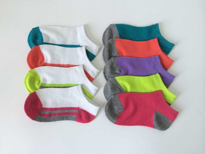 Cushion/Terry Sport Socks HJM793
