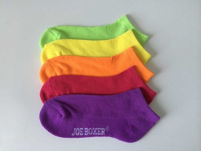 Cushion/Terry Sport Socks  HJM48-6