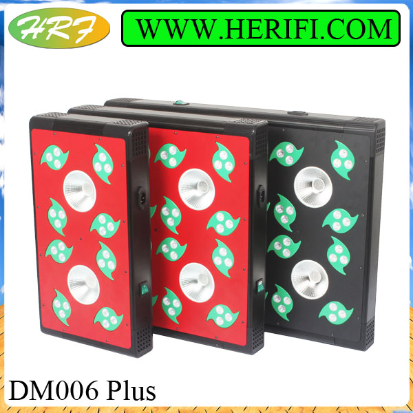 Herifi 2015 DM006 COB LED Grow Light and veg flowers