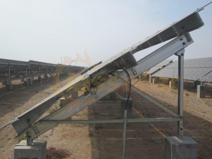 Galvanized Solar Mounting