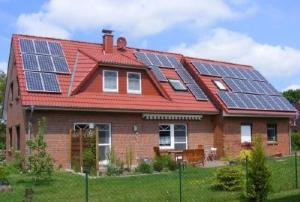 Rooftop Solar Structure