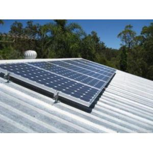 Concrete Roof Solar Support