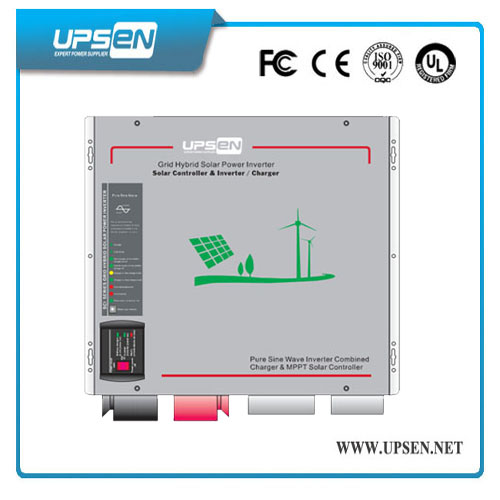 Solar Inverter on Grid 1kw - 12kw Compared with Hybrid Solar Inverter