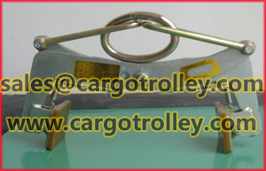 Stone lifting clamps capacity from 50kg to more than 2000 kg
