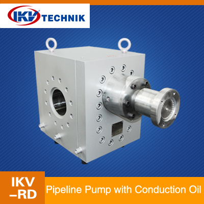 Pipeline Pump with Conduction Oil